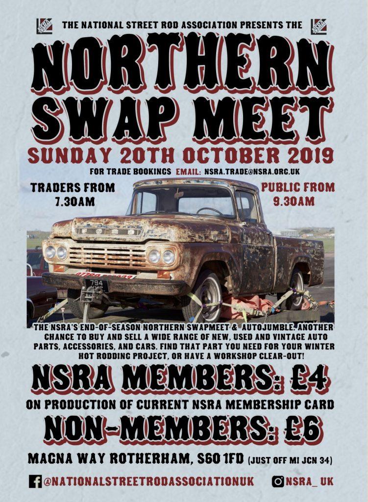 NSRA Northern Swap Meet 2019